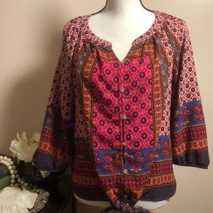 New Directions blouse size PL